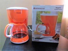 Wonderchef Coffee Maker Review