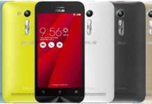 Asus Zenfone Go 4.5 ZB452KG 2nd Generation Phone Launched