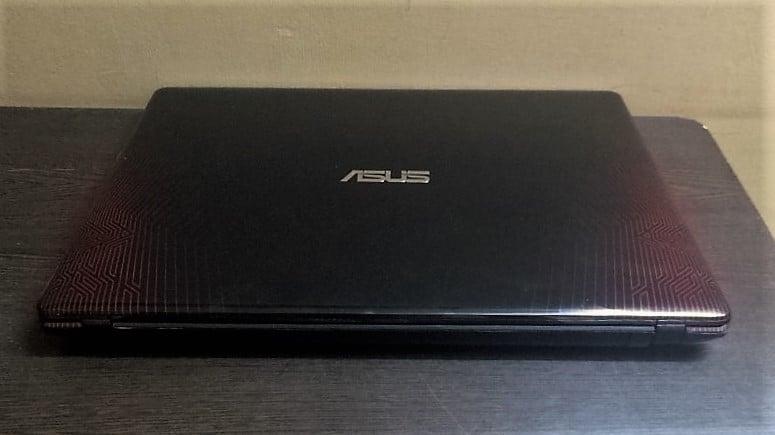 Asus R510J Top
