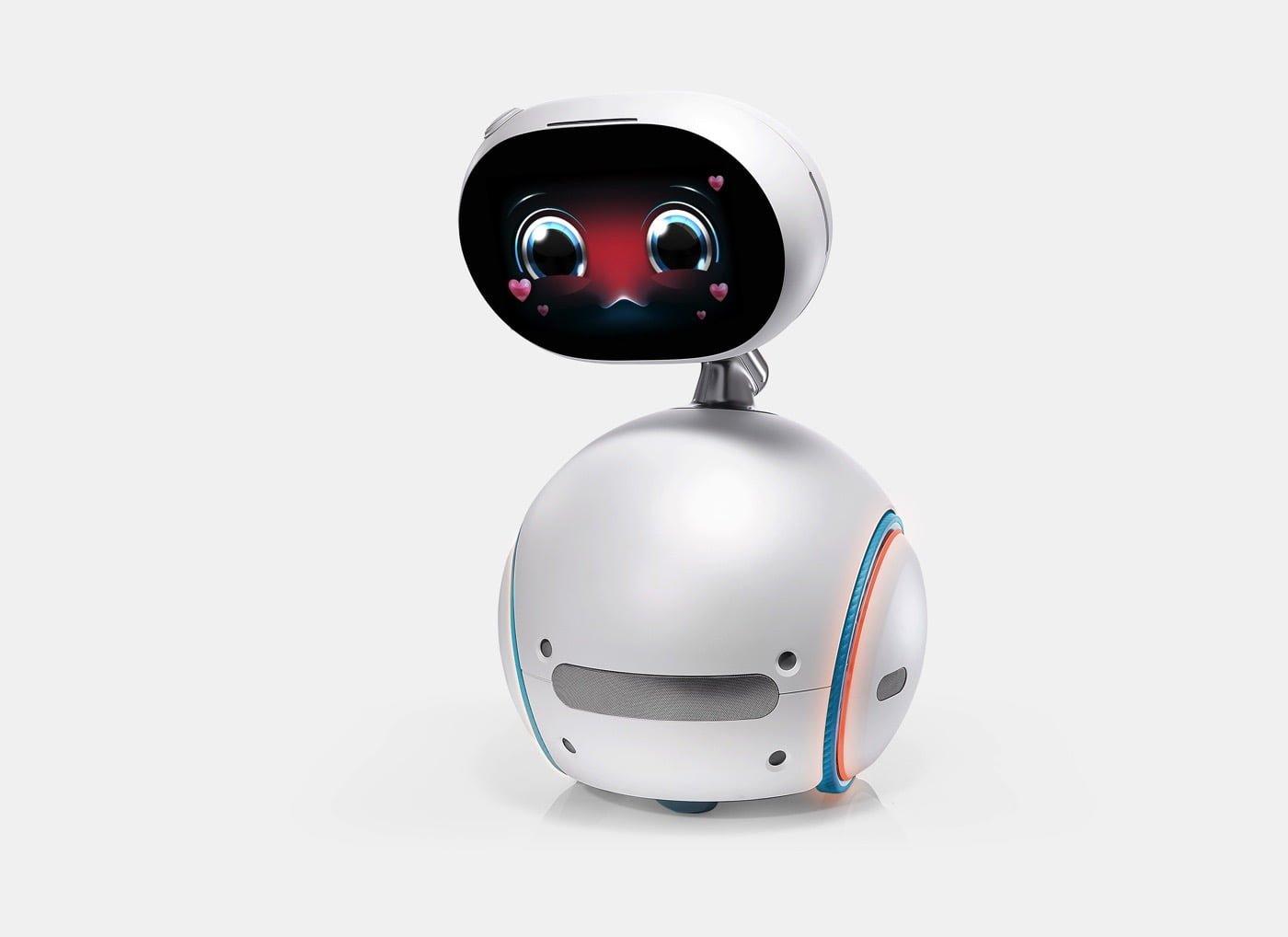 Asus Zenbo Robot White
