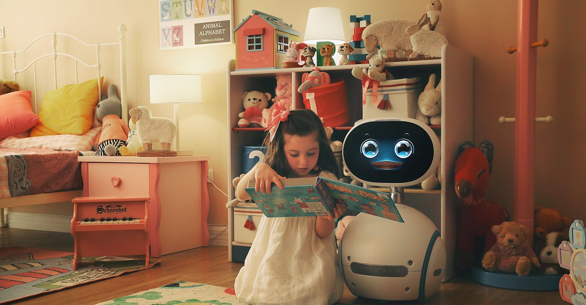 Asus Zenbo with Kids