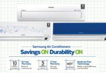 Samsung Dual Inverter AC