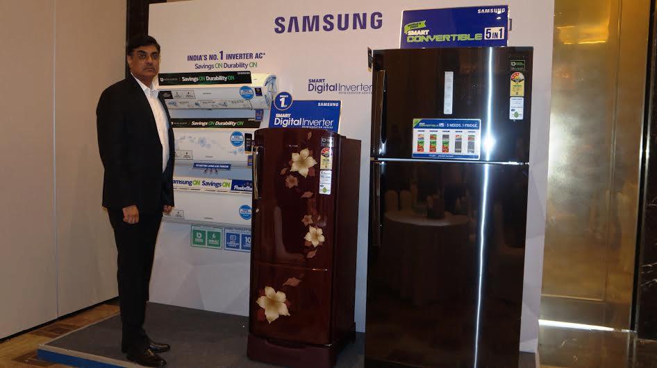Samsung Refrigerator 2016 range