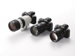 Sony G Master Lens