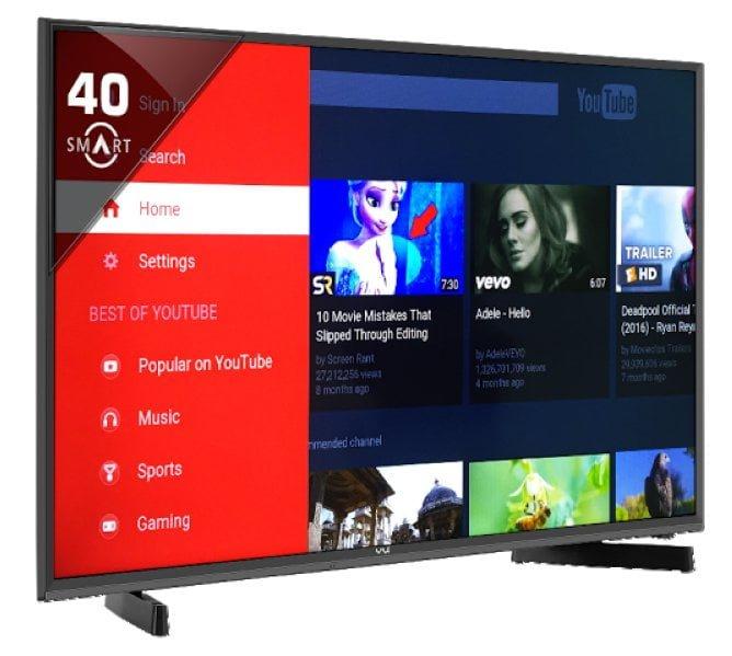 VU 40inch SMART TV