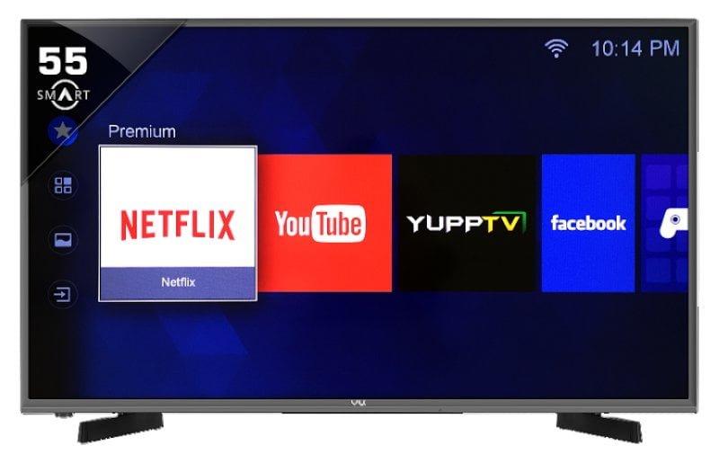 VU 55inch SMART TV