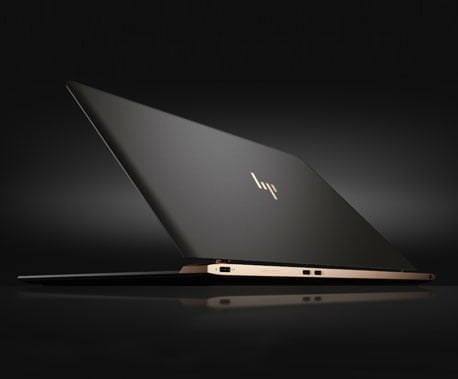 HP Spectre Back