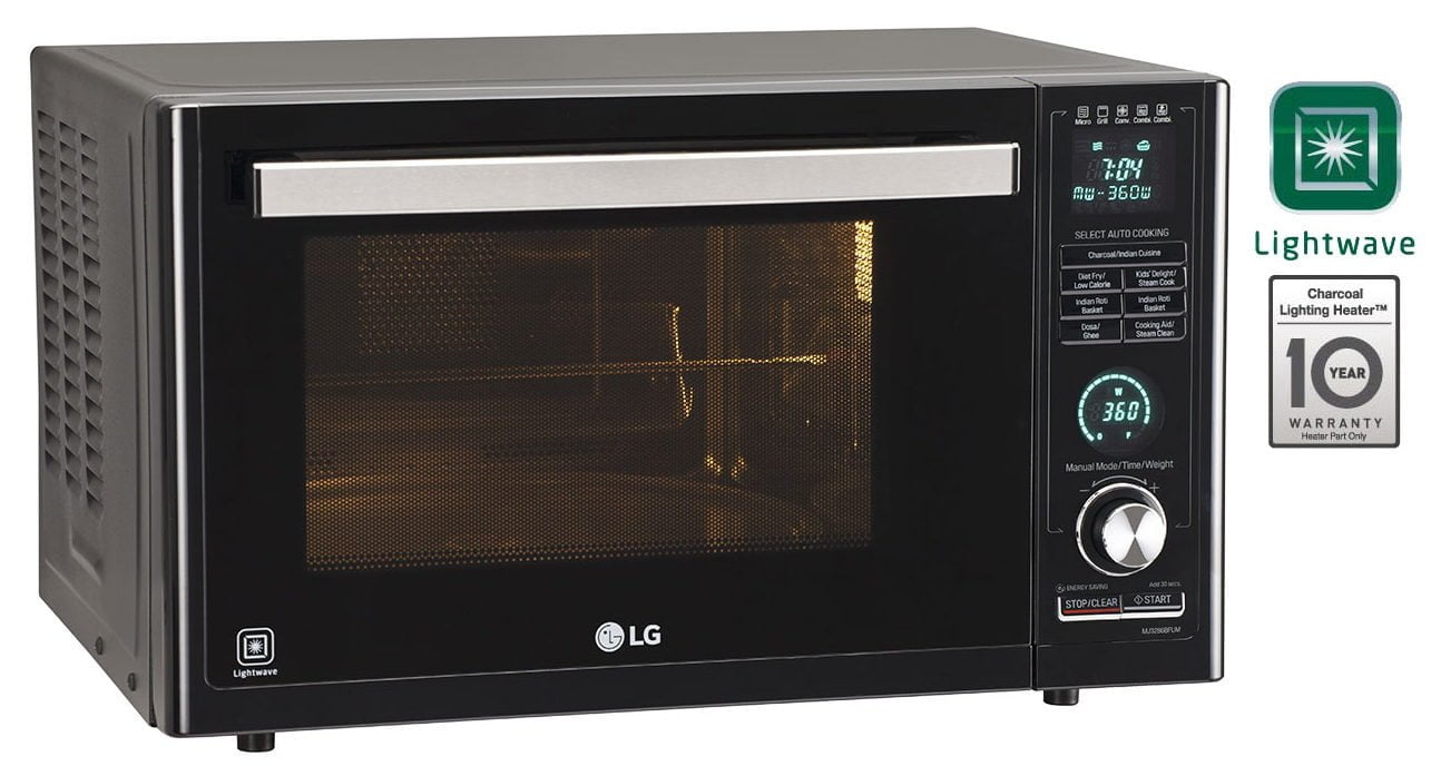 LG All-in-one Microwave