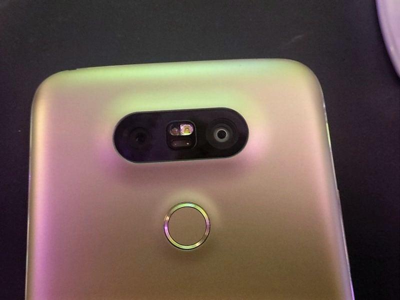 LG G5 Primary Camera