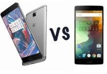 Le LeMax 2 vs OnePlus 3