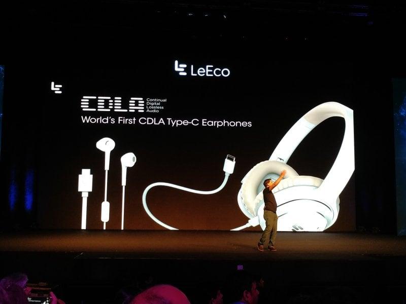 LeEco CDLA Headset
