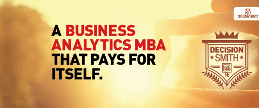 MBA in Analytics by WNS-NU