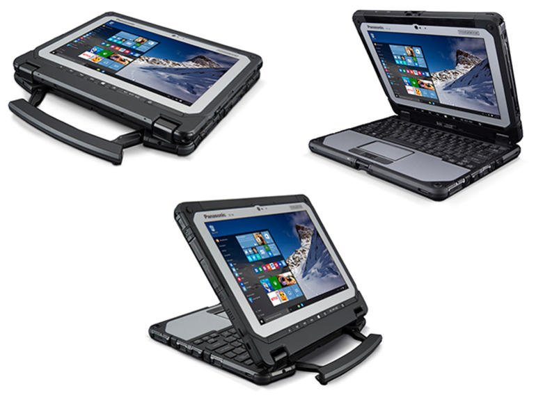 Panasonoic Toughbook CF-20