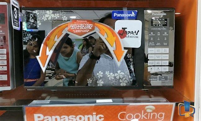 Pansonic Microwave Zero-Oil