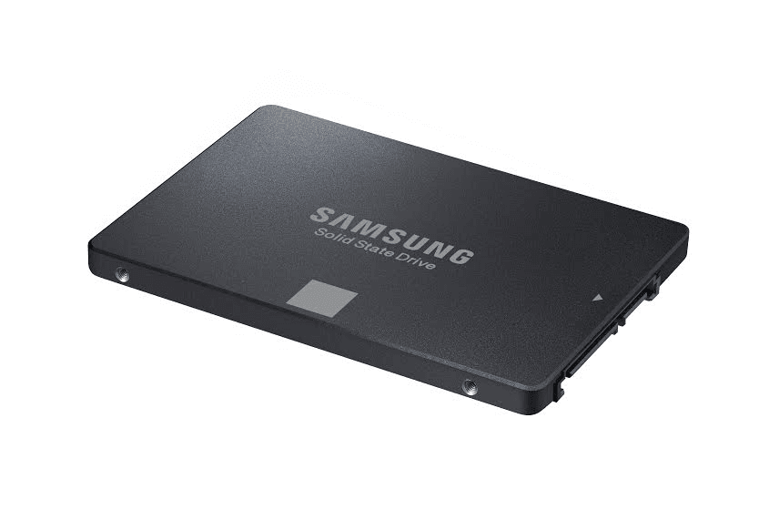 Samsung SSD750EVO500GB Front