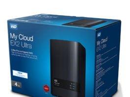 Western Digital My Cloud EX2