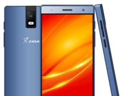 Ziox Zi5003 Smartphone