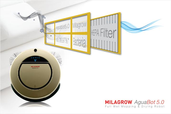 HEPA Filter AguaBot 5.0