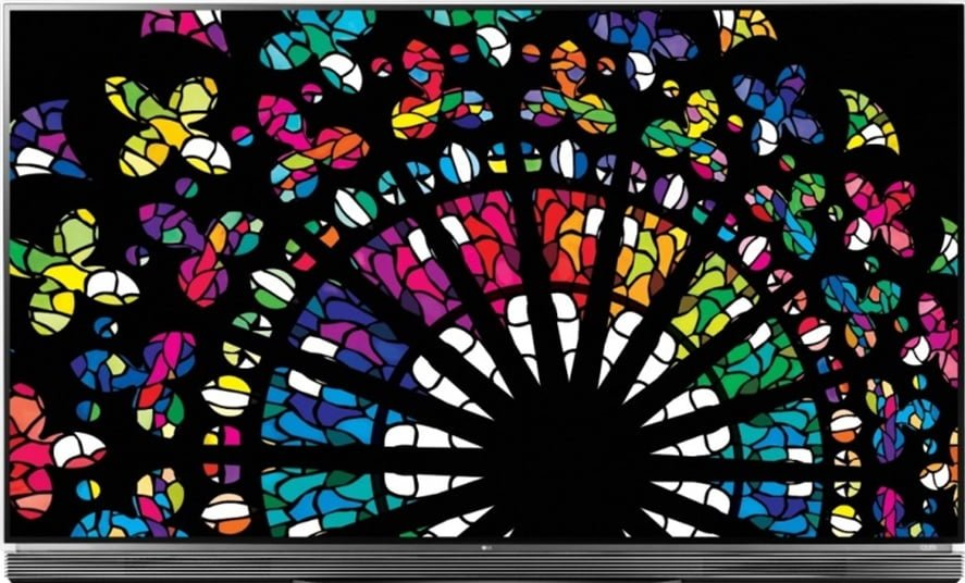 LG E6 Series TV