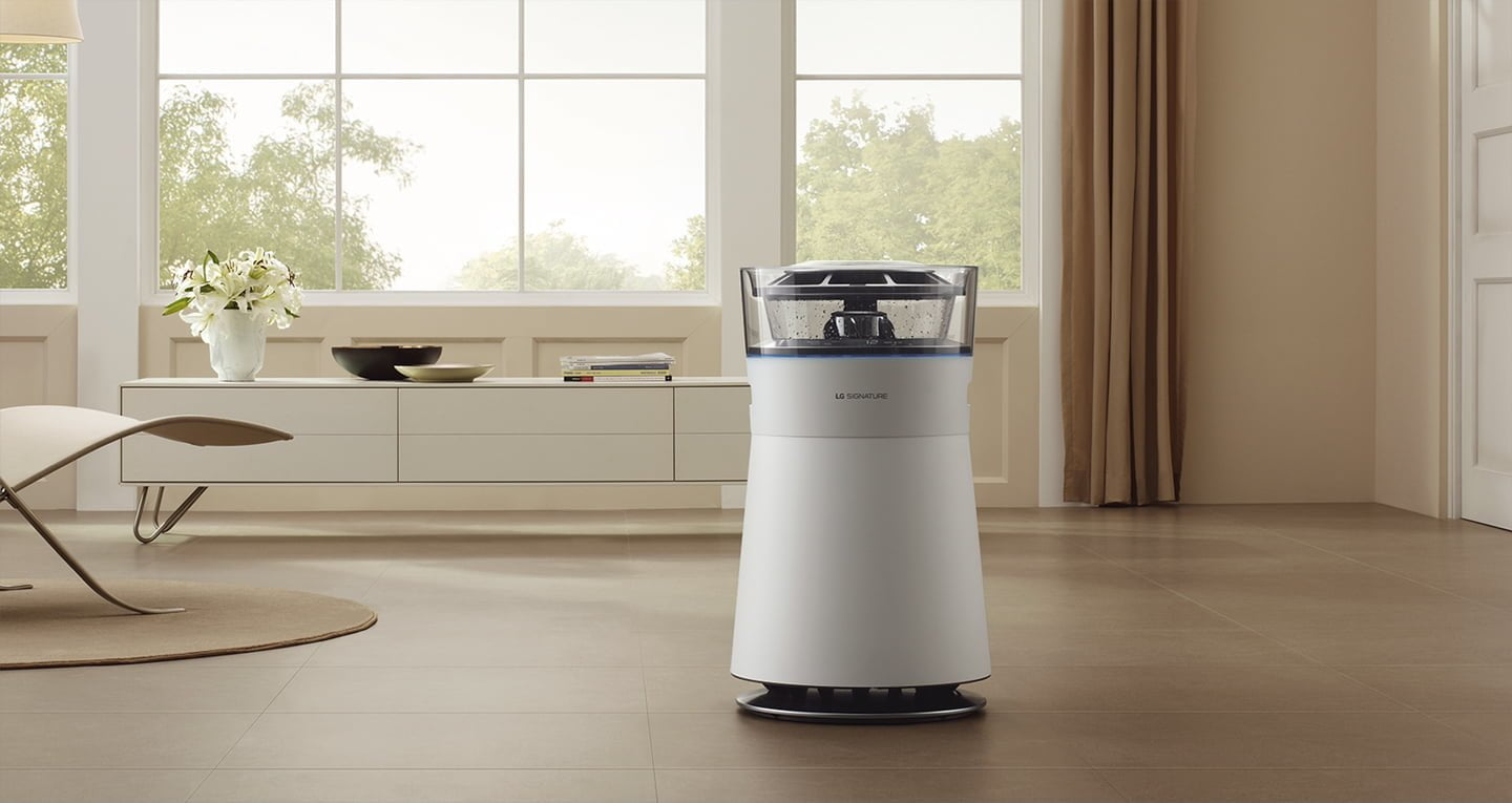 LG Signature Series Air Purifier