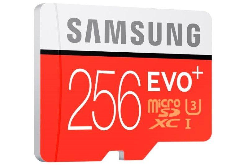 Samsung Evo Plus 256 GB SD Card
