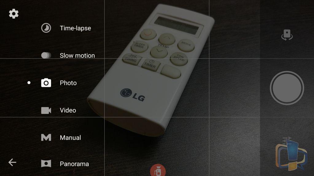 OnePlus 3 Camera Modes