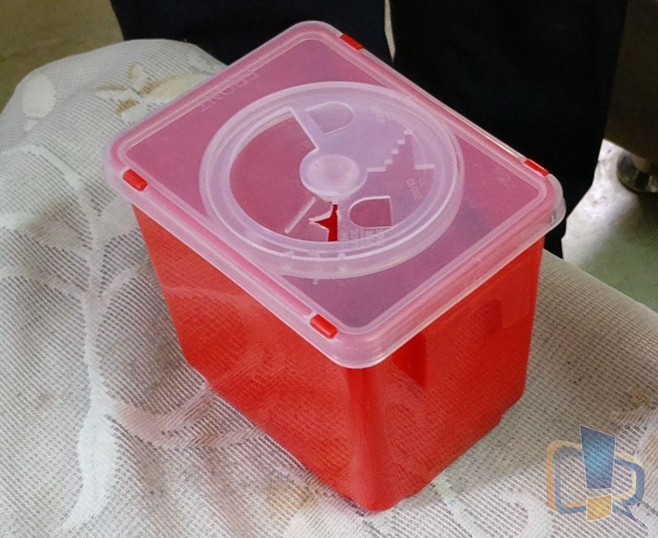 Syringe Box