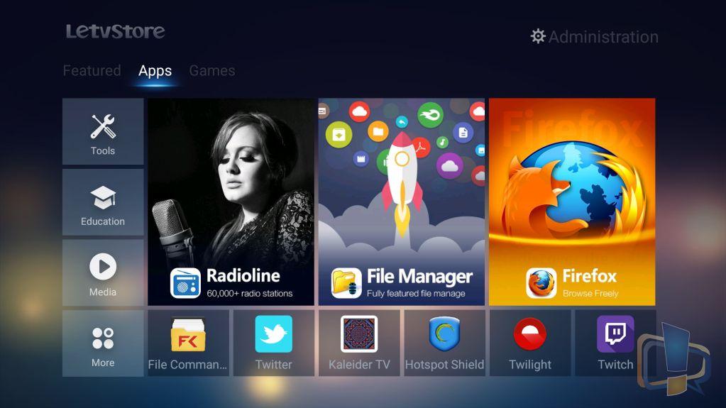 Reviews Technology Gadgets — New Post LeEco LeTV Super3 X55 4K TV