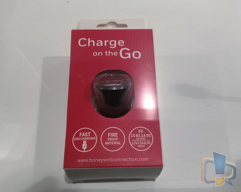 Honeywell Car Chargers