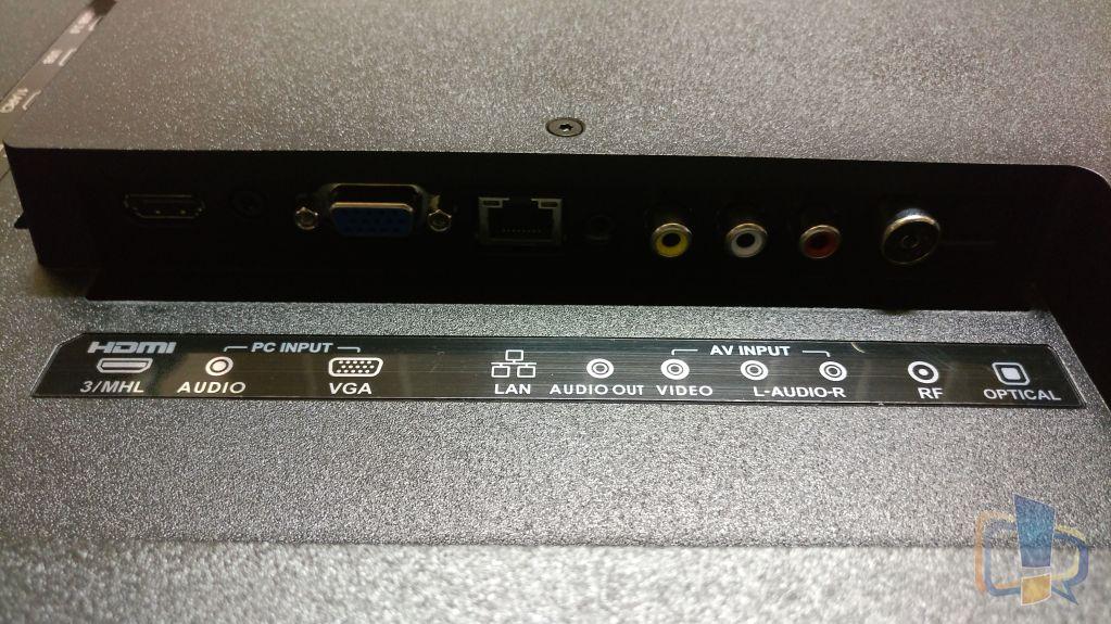 LeEco TV Input