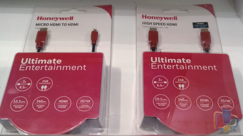 Mini HDMI to HDMI and HDMI Cable