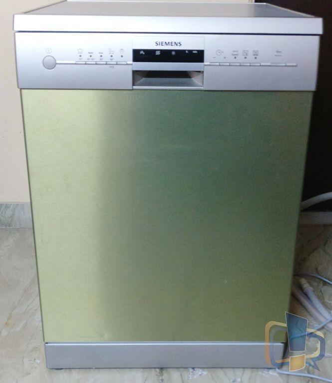Siemens Dishwasher SN25L882EU