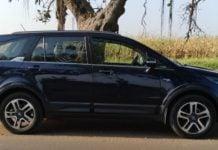 Tata Hexa Test Drive Review