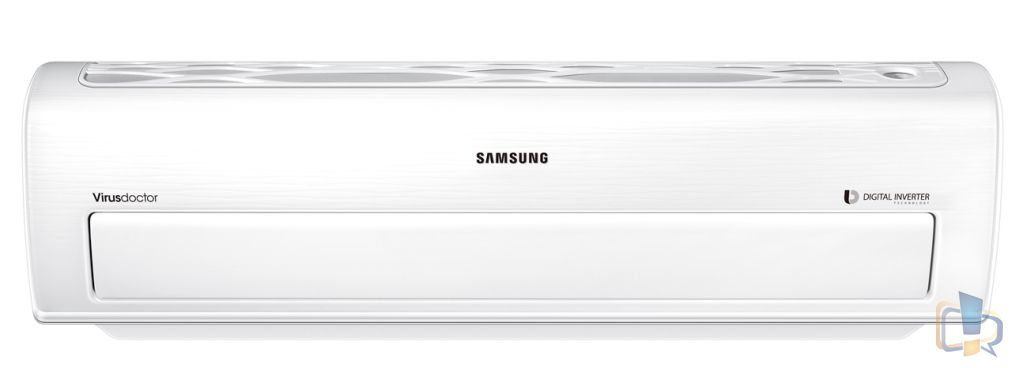 Samsung AC - Triangle Inverter DA white