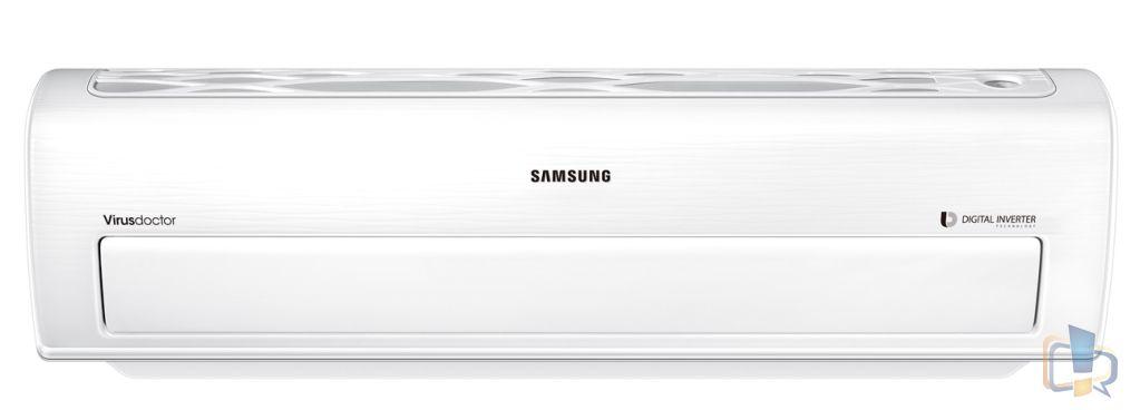 Samsung AC - Triangle Inverter DA white