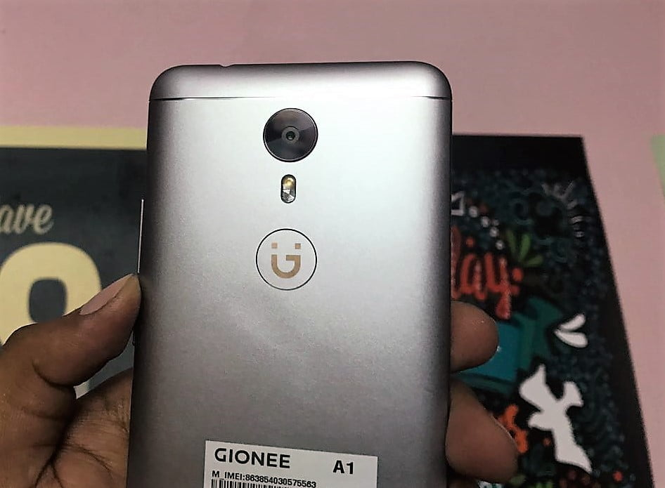 Reviews Technology Gadgets — New Post Gionee A1 First