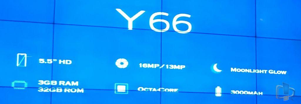 Vivo Y66 Quick Specifications