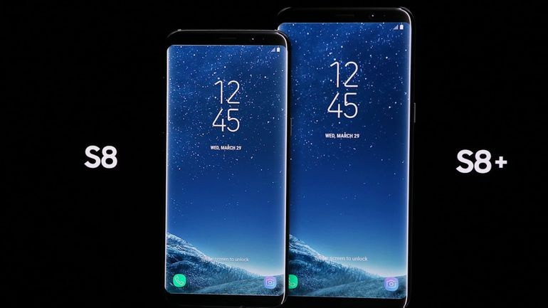 Galaxy S8 and Galaxy S8+ Launched in India