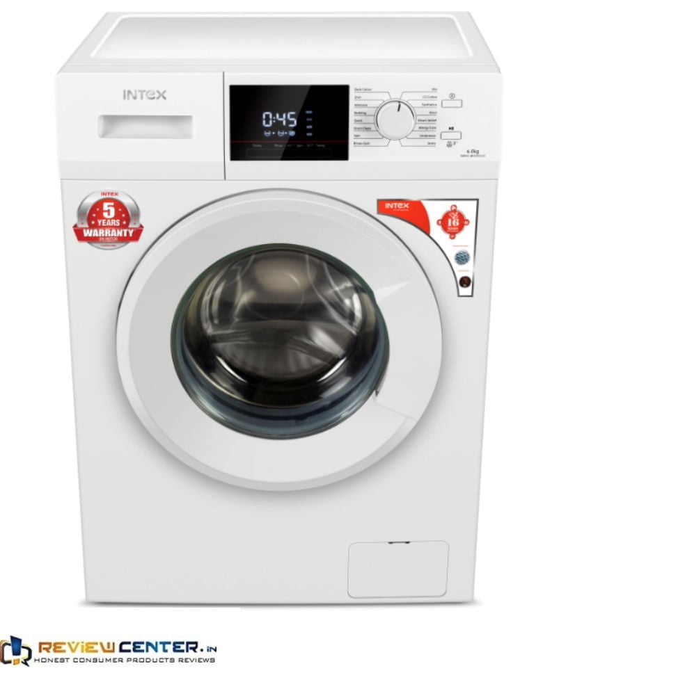Intext WMFF60BD- Front-Load Fully-Automatic Washing Machine