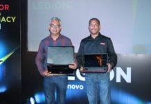 Lenovo Brings Its Gaming Brand Legion To India