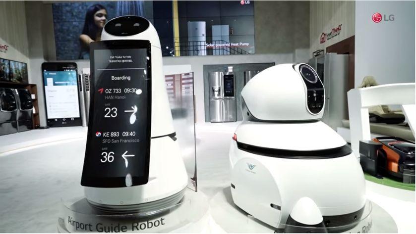 Resultado de imagen de robot lg