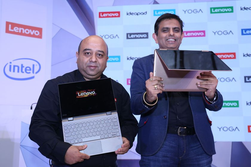 New Lenovo Yoga and Ideapad Series Notebooks Launched