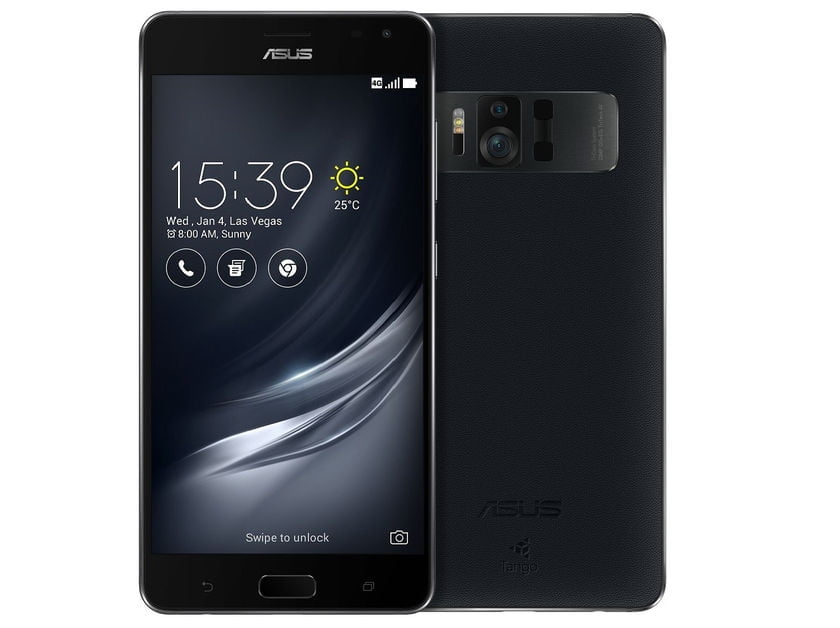 ASUS Zenfone AR is world's first phone with 8GB RAM