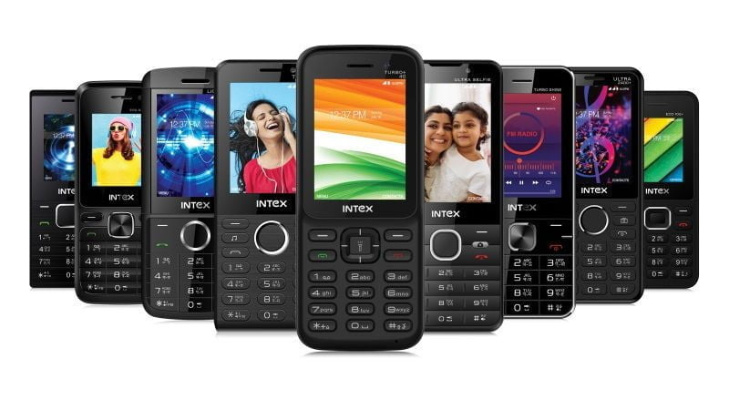 Intex has unveiled its first 4G-VoLTE feature phone called Turbo+ 4G