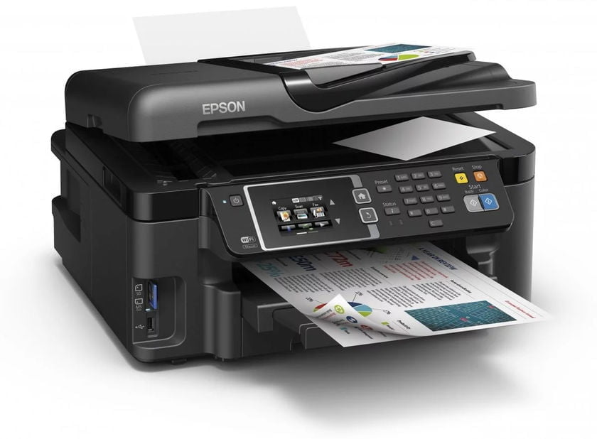 Epson L1455, the first A3 size, High Productivity InkTank Printer