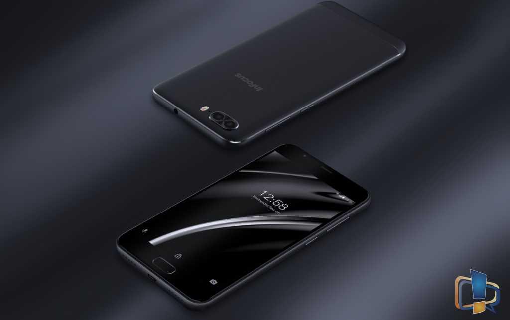 InFocus Turbo 5+ Smartphone