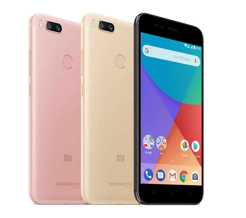 Mi A1 AndroidOne Phone Launched in India