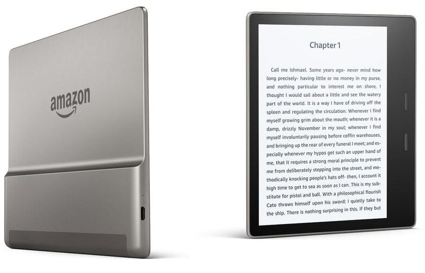 Amazon Kindle Oasis Launched