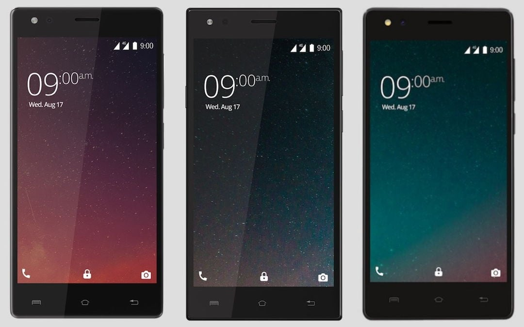 the latest 248f9 cb9a4 Three Selfie-Focused Smartphones under the Xolo Era Series Launched