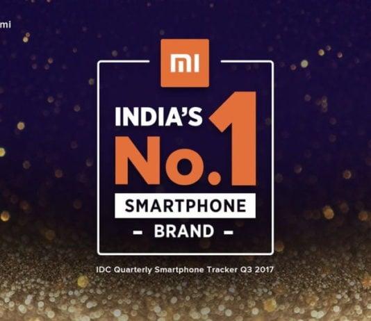 Xiaomi Becomes The Top Smartphone Vendor In India